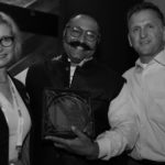 Chairman of company, based in Abhiramapuram, receives award for work with disabled people