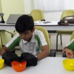 Tapping the potential of the right brain; Workshops at R. A. Puram