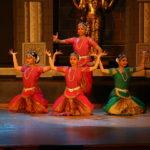 Thematic dance presentation on Varadhar