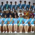 Akhil and Shreya are student leaders at Hari Shree Vidyalayam