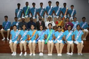 Harishree vidyalayam Investiture Ceremony