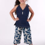 Shopping:  cotton clothing, weaves from all over India, pavadais for girls