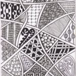 Workshops: Zentangle and painting