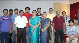 vidya mandir alumni meet