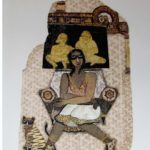 Exhibition of paintings by Harish Ojha and Sonal Varshneya
