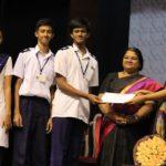 Debate competition held at Chettinad Vidyashram