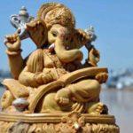 Make your own clay Ganesha for Vinayaka Chathurthi