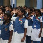 Independence Day celebrations ring in school campuses