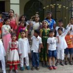 Raja Street residents celebrate Independence Day