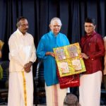 Harikatha exponent T. S. Balakrishna Sastrigal's jayanthi celebrated