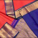 Exhibition and sale of Kanjivaram silk sarees
