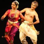 Bharatnatyam performance by dancers Narendra and Deepa Narendra