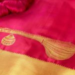 Festival shopping: exhibition and sale of handcrafted sarees