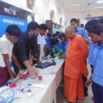 Science exhibition held at Sri Ramakrishna Mission Students' Home