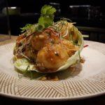New menu at Chap Chay, Hotel Raintree