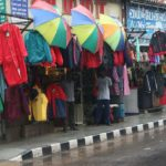 Shopping for raincoats? Head over to Luz Circle