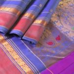 Exhibition and sale of handwoven cottons from Co-Optex