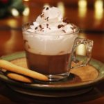 A menu based on drinking chocolate - new at The Brew Room
