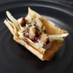 Enjoy a gourmet 6-course meal; at Ashvita Bistro
