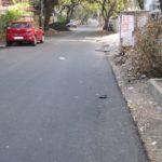 Relaying battered streets: residents wonder why only certain streets are being repaired