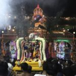 Teppam festival at Sri Kapali Temple does not draw a huge community