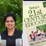 Resident of MRC Nagar releases book on education