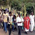 Churches prepare for Holy Week