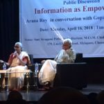 Activist Aruna Roy shares her story of how the Right to Information Act came to be