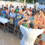 Huge rush for Bombay Gnanam's play on Ramana Maharishi leaves people fuming, hosts shaken