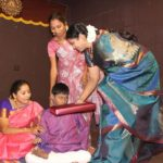 A special recital by the students of Sowmanasya Trust