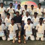 St. Bede's boys win at two cricket tournaments