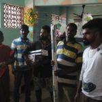 Nochi Nagar residents celebrate Dr. Ambedkar's birthday