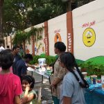 R. A. Puram Corporation School compound wall gets smart look