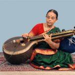 Music Academy award for veena vidushi Kalyani Ganesan