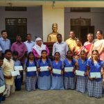 Kesari school alumni meet, scholarships given to the needy