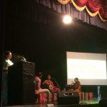 Chithra Madhavan and Nisha Rajagopal talk-music presentation on Sri Kapali Temple keeps full house engaged