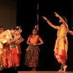 Colours of south India come alive at the Narasimhacharis' show