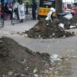 Corporation workers to desilt storm water drains at R. A. Puram