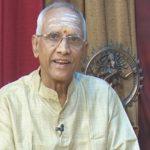 Honouring mridangam guru Mannargudi A. Easwaran