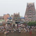 Poojas held by devotees to mark Aadi Amavasai: At Sri Kapali Temple