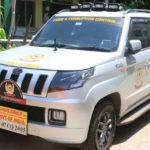 Police detain Abiramapuram resident who flaunted fake designations on car