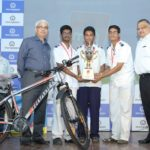 Team of P. S. Senior bags second prize in Madras Quiz for city schools