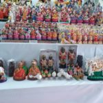 Khadi store in Mylapore offers kolu dolls and products made by co-ops