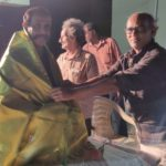 Mylapore MLA R. Nataraj felicitated: By local residents association