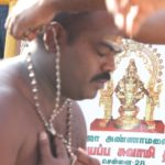 Devotees queue at Sri Ayyappa Temple to start prayer, rituals for pilgrimage