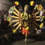 Soorasamharam event at Sri Veerabhadraswamy Temple draws big cowd