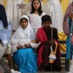 Christmas celebration at Fatima Primary School, R. A. Puram