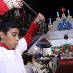 Midnight Mass, services at churches for Christmas draw big crowds