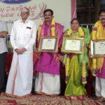 Mylapore Trio: Nallor Virudu Award