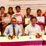Convocation held: For students of Chennai Corporation Community College